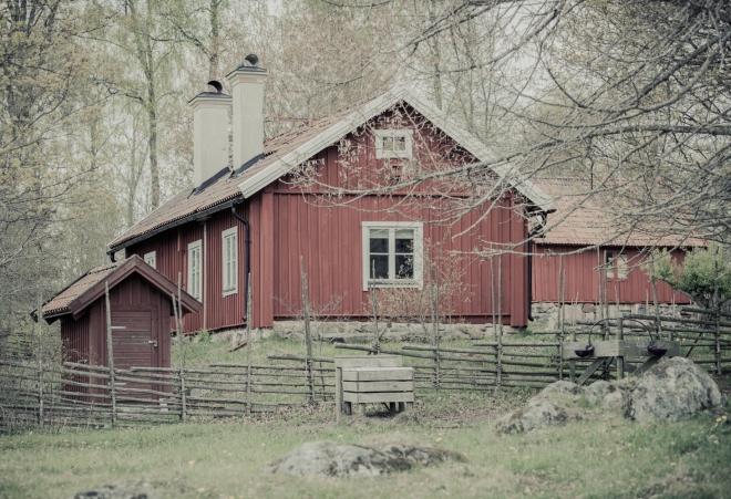 Mora torp, Lina naturreservat-