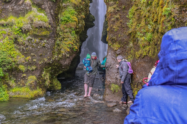 Gljufrabúi turist-5711